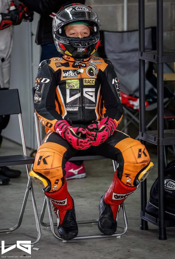 KKD Motorcycle Wear Luca Göttlicher