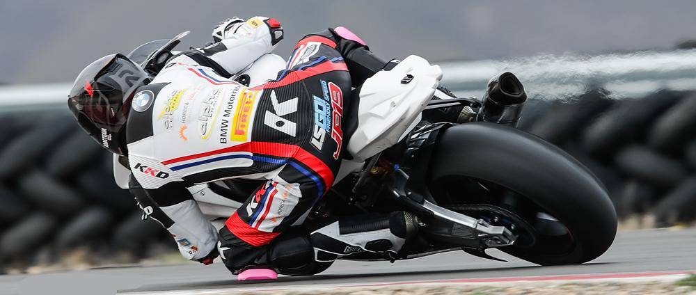 Julian Puffe - Team Alpha Racing - Van Zon - BMW 2018