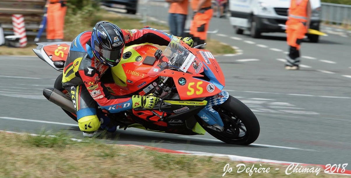 KKD David Datzer D&M Racing Team IRRC