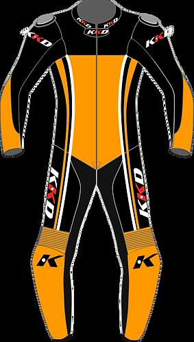 KKD Lederkombi PRO1 Supermoto