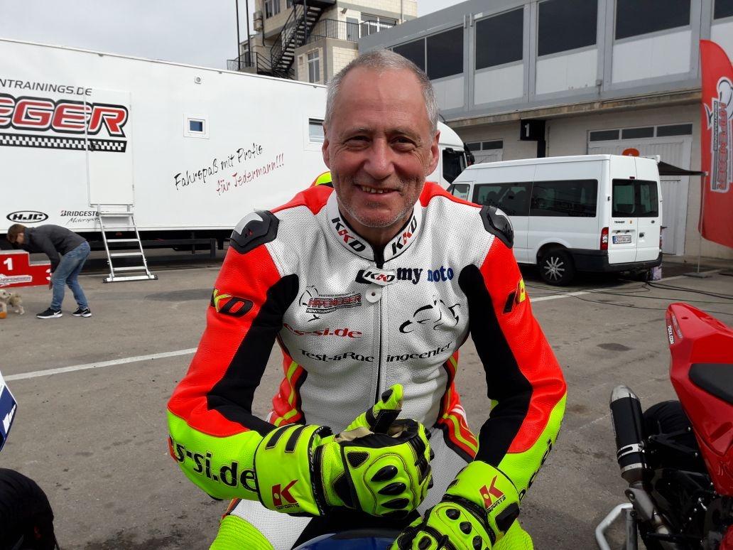 KKD Motorcycle Wear Joachim Essbach