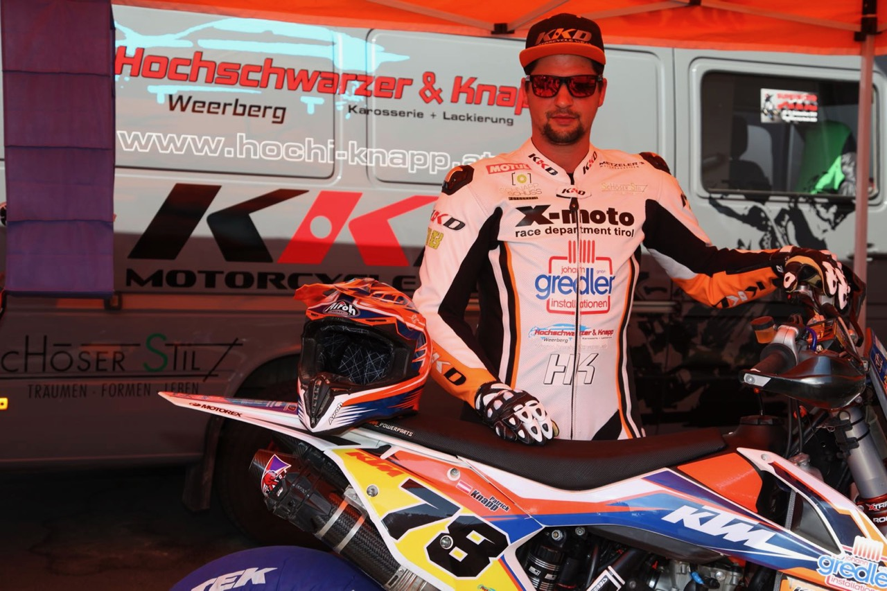KKD Motorcycle Wear Patrick Knapp