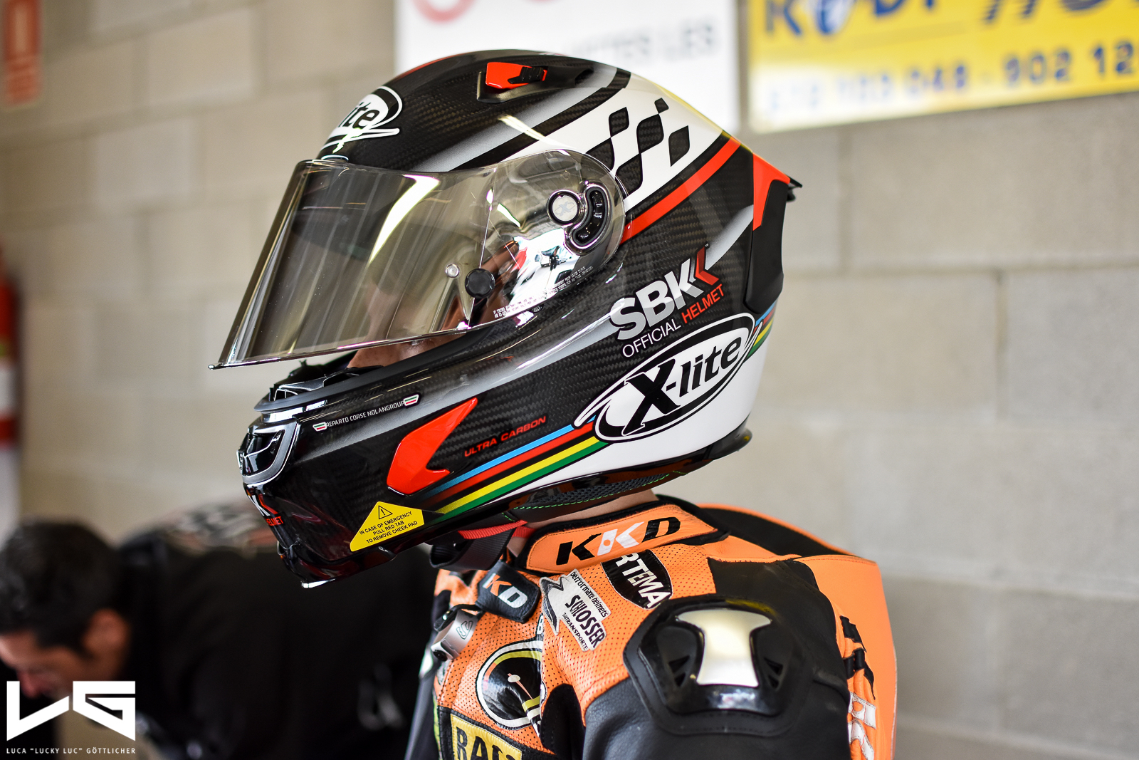 KKD Motorcycle Wear Luca Göttlicher 3