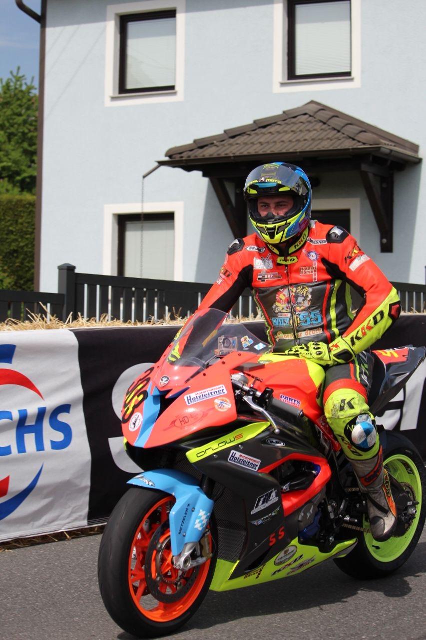 KKD Motorcycle Wear David Datzer