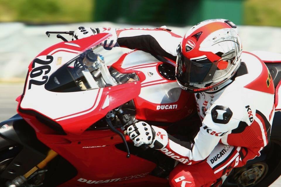 KKD Motorcycle Wear Ingo Kracke