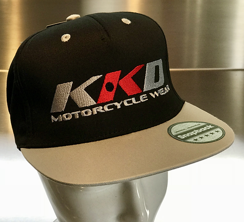 KKD Cap Snapback black-grey