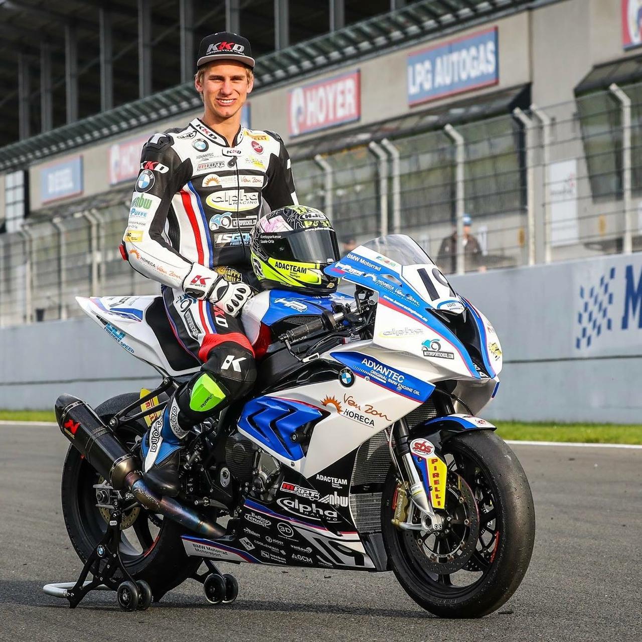 KKD Julian Puffe IDM Superbike