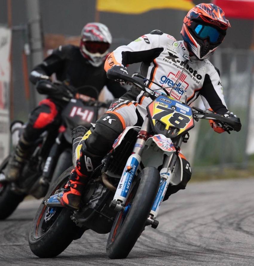 KKD Motorcycle Wear Patrick Knapp