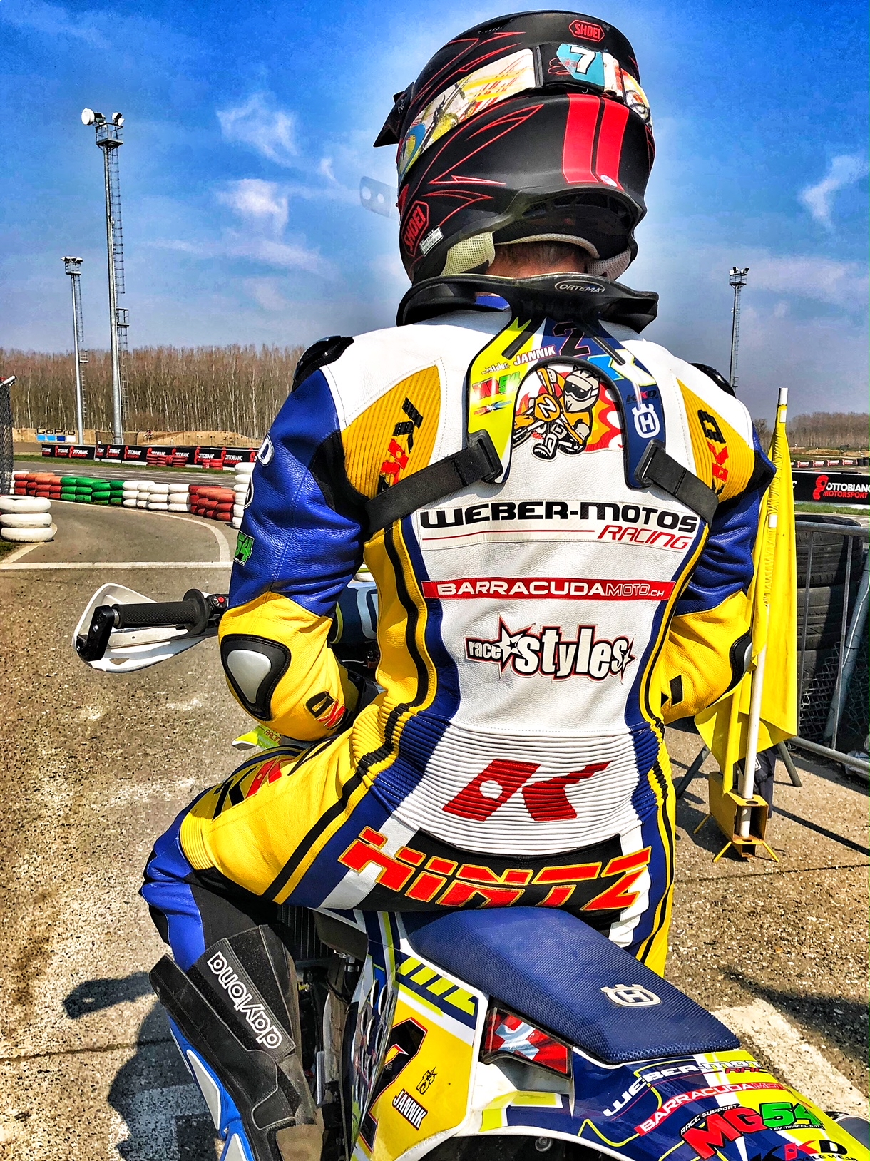 KKD Motorcycle Wear Jannik Hintz 4