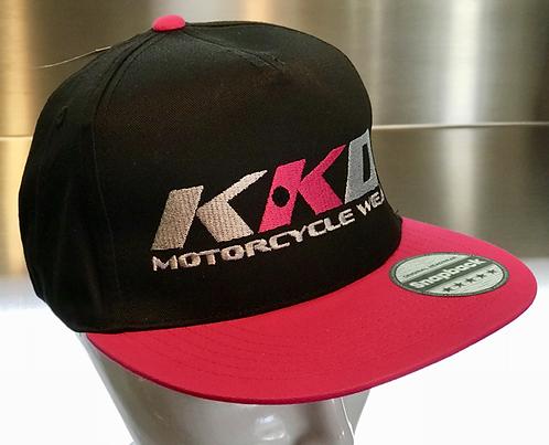 KKD Cap Kids Snapback black-pink