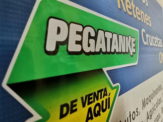 PEGATANKE - SOLDADURA