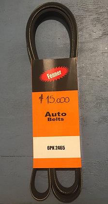 Correa Industrial 6PK 2465