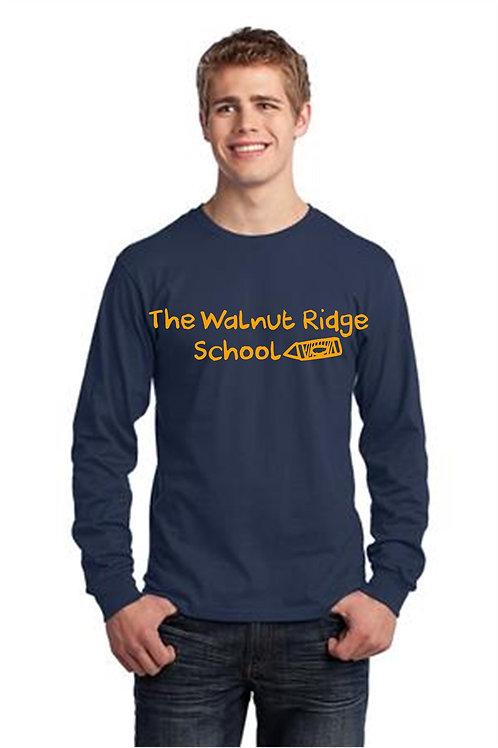 Walnut Ridge LS Shirt Screenprint/Glitter