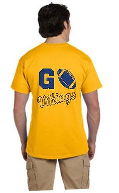 Go Vikings T Shirt