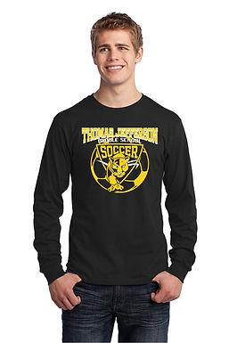 TJMS Soccer Long Sleeve T