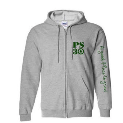 PS 30 Zip Up Hoodie