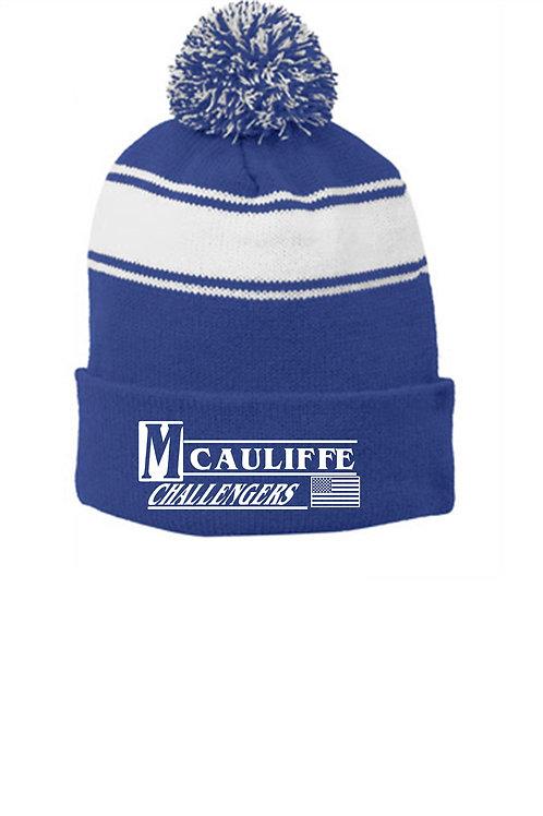 McAuliffe Pom Hat