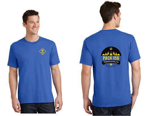 Lanoka Harbor Cub Scouts T Shirt