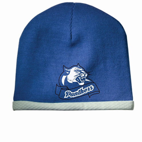 Wallington Beanie With Embroidery
