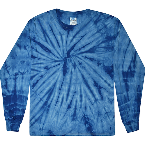 Ocean Twp Long Sleeve Tye Dye