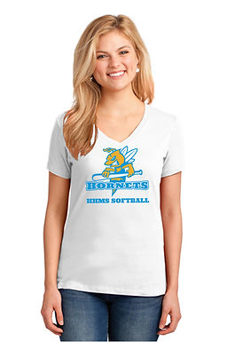 HHMS Softball V Neck