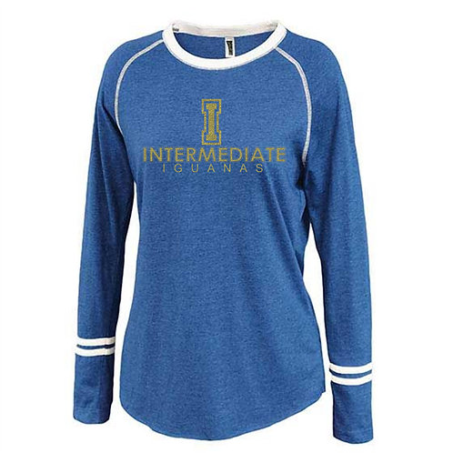 Intermediate Staff Ladies Raglan