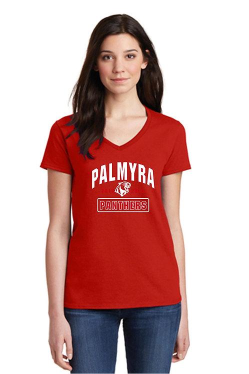 V Neck Palmyra T Shirt