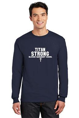 BSS Gildan Long Sleeve T