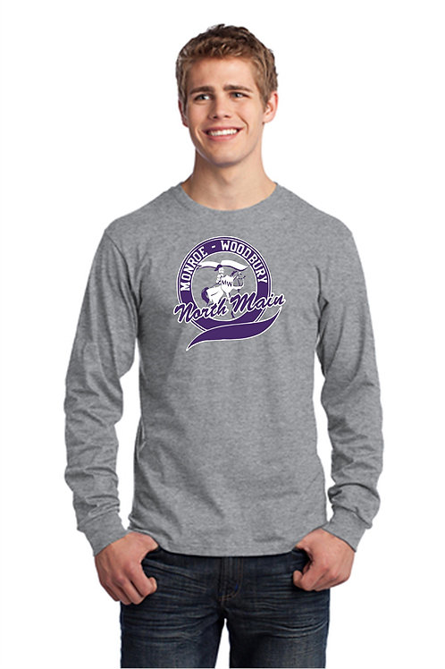 Noth Main Long Sleeve T