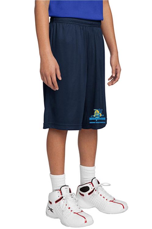 HHMS Softball Sport Tek Youth Shorts
