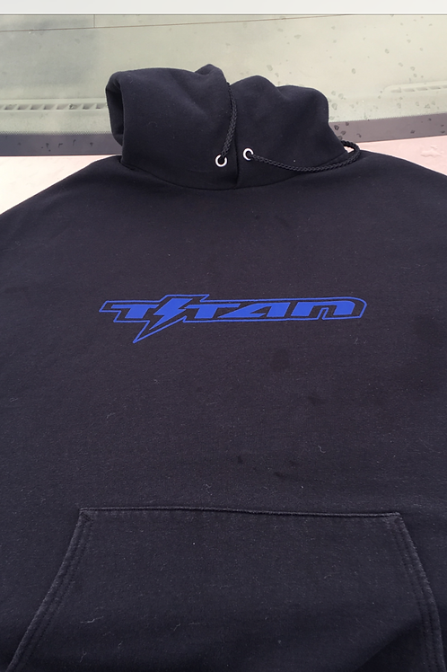 Personalized Titan Screen Print Hoodie