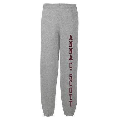 Anna C. Scott Elastic Bottom Sweatpants