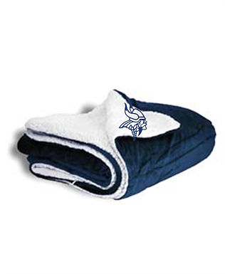 Pine Grove Sherpa Blanket