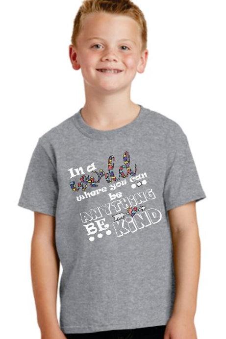Autism Walk-A-Thon Shirt