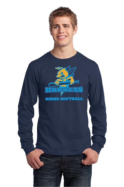 HHMS Softball Long Sleeve T