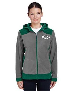 Mullica Micro Fleece Rally Jacket Ladies & Men's