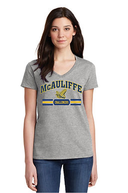 McAuliffe V Neck T