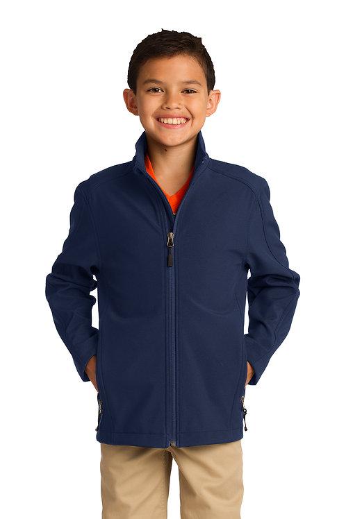 Bay Head Soft Shell Jacket W/Embroidery