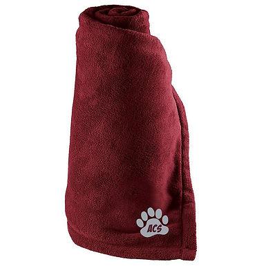 Anna C Scott Tailgate Blanket