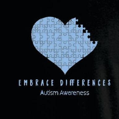 Hopatcong Autism Awarness Shirts