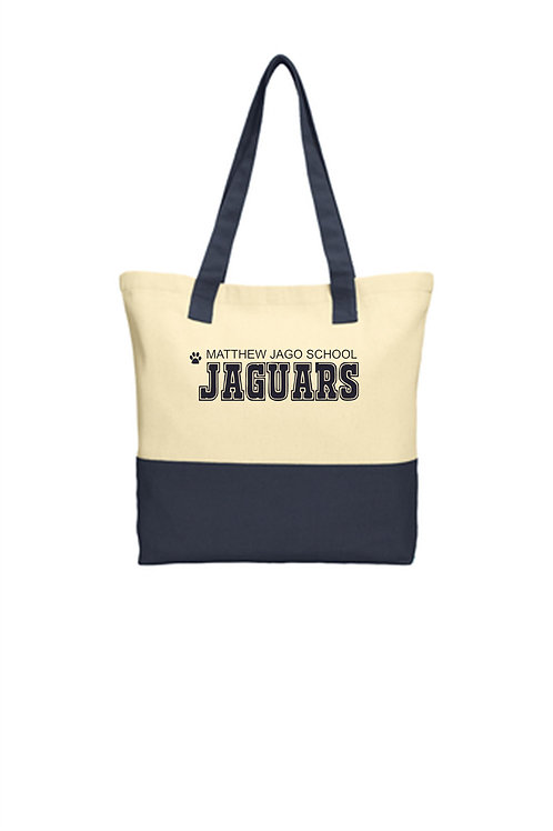 MJS Tote Embroidered