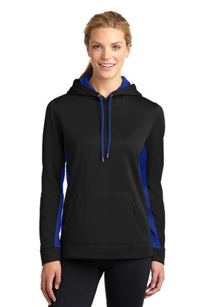 NA Ladies color block hoodie
