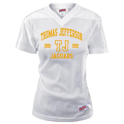 TJMS Soffe Girls Football Jersey