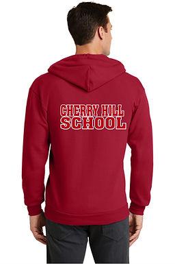 Cherry Hill Full Zip Sweatshirt