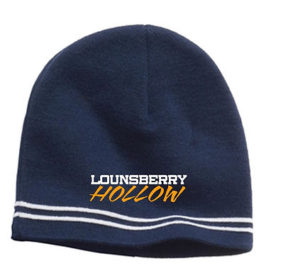 Lounsberry Winter Beanie Embroidered