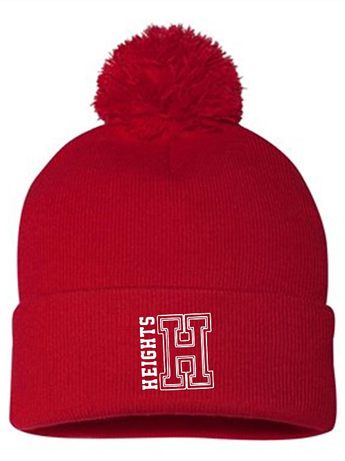 Heights Pom Hat