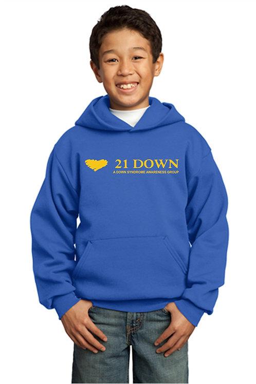 21 Down Hoodie