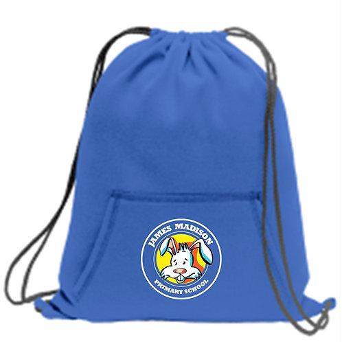 James Madison Primary Sweatshirt Bag