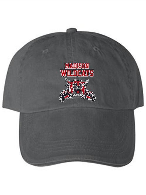 Madison Anvil Pigmented Baseball Hat