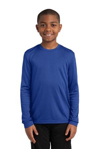 Oxycocus School Long Sleeve Performance Shirt